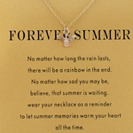 Forever Summer Necklace