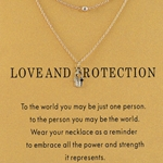 Love and Protection Necklace
